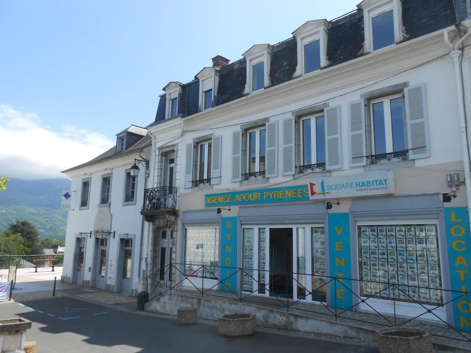 SquareHabitat agence immobilière Argelès-Gazost 65400