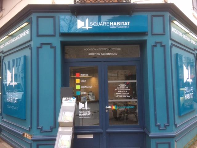 SquareHabitat agence immobilière Saint-Jean-de-Luz 64500